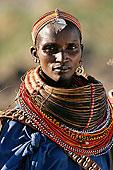 土著非洲原始少女图片