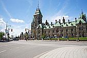 国会大厦,国会山,街道,渥太华,安大略省,加拿大