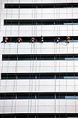 工人,户外,摩天大楼,浦东,上海,中国