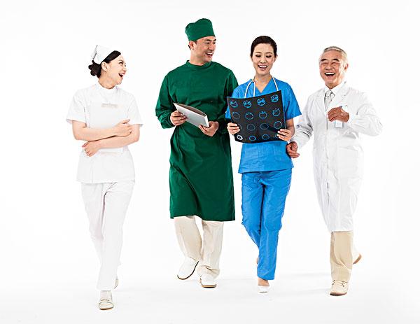 医护工作者团队