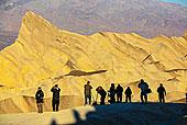 美国死亡谷拍照的摄影师
