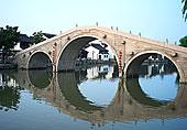 江苏省苏州拱桥特写
