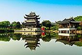 江苏省苏州同里古镇罗星岛