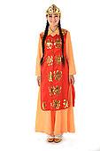 中国少数民族乌兹别克族