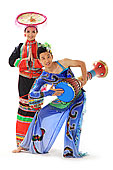 中国少数民族傣族