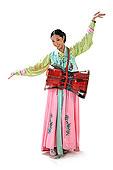中国少数民族朝鲜族