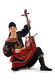 中国少数民族蒙古族