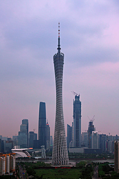 广州塔-广州塔图片下载-广州塔图片大全-全景图片网