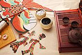 中国传统静物