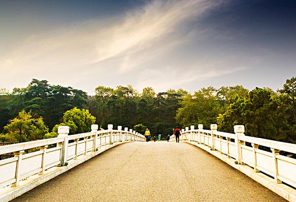 南京玄武湖风景区