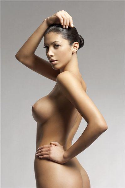 女性裸体 全景图片