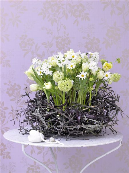 我喜欢春天的花文字图
