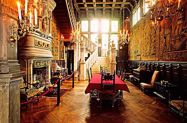 欧式房子文艺图片