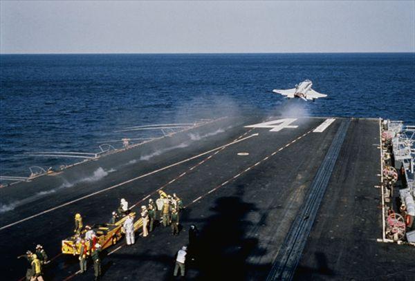飞机,起飞,航空母舰,美国军舰