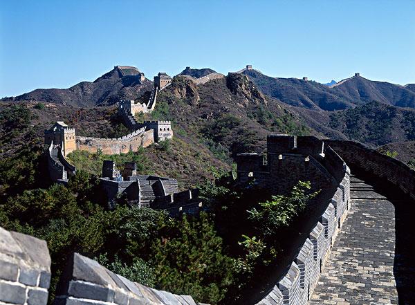 中国,北京,长城