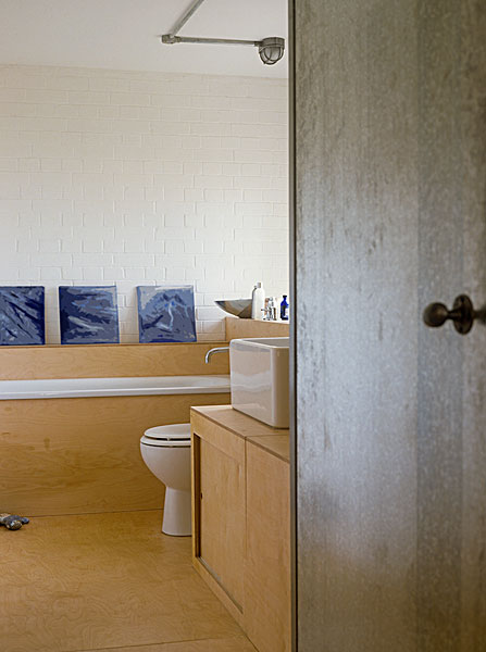 现代简约卫生间木质浴室柜