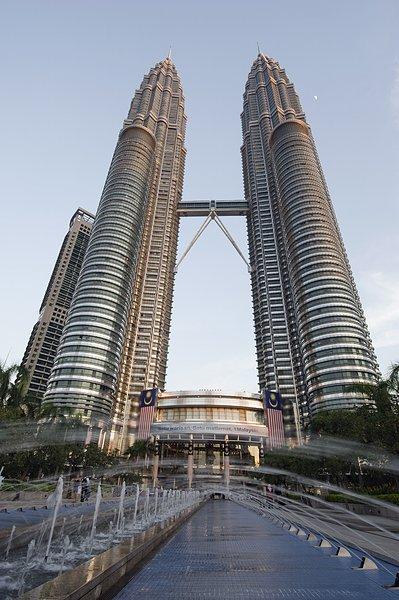 吉隆坡双子塔_吉隆坡双子塔图片