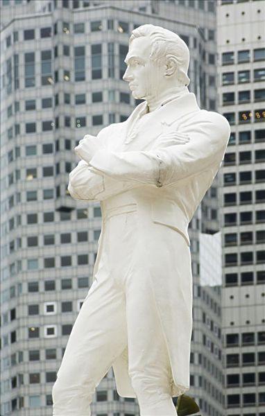 雕塑,新加坡,东南亚
