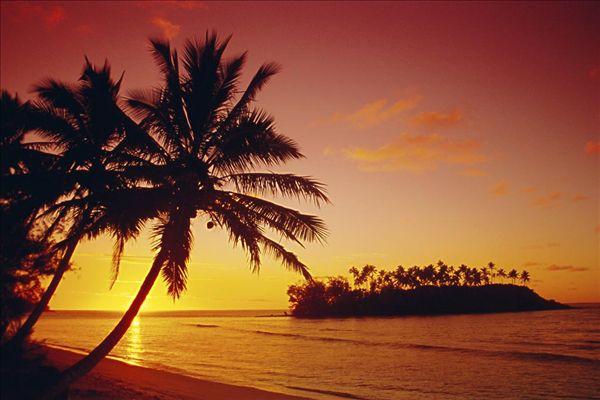 标题: 棕榈树 标签: 剪影,棕榈树,荒岛,日出,拉罗汤加岛,库克群岛,南太平洋 描述: 剪影,棕榈树,荒岛,日出,拉罗汤加岛,库克群岛,南太平洋 英文描述: Silhouette of palm trees and desert island at sunrise, Rarotonga, Cook Islands, South Pacific 摄影师: Dominic Harcourt-Webster 图片编号: rob-581-2132 版权属性: 肖像权(不需要肖像权) 授权类型: 版权管理类(RM
