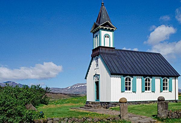 小教堂,冰岛