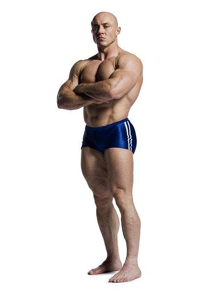 肌肉男-肌肉男图片-全景时尚