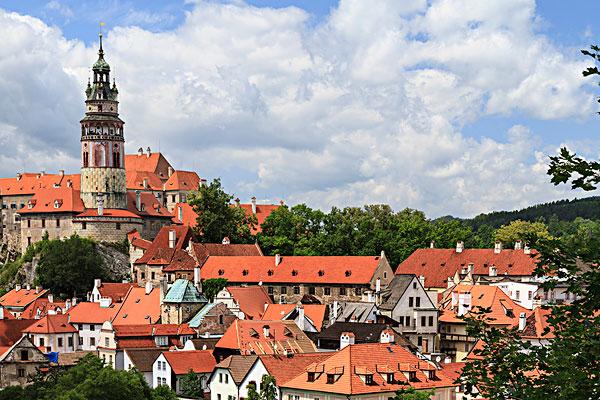 捷克共和国,南方,波希米亚