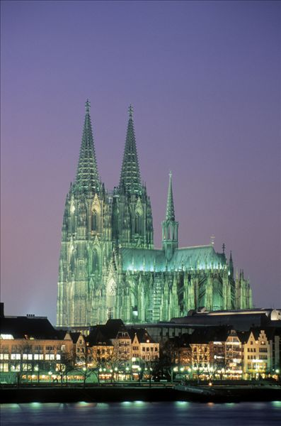 德国风景名胜图片