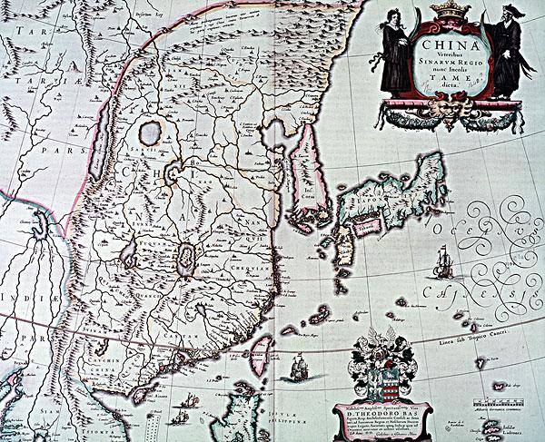 中国大陆地图_中国大陆地图图片