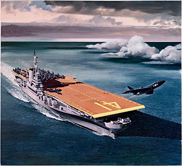 舰c航母带什么飞机