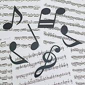 音符,乐谱