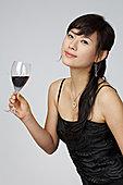 年輕的韓國女人