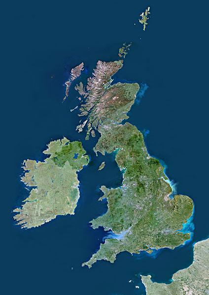 苏格兰地图_苏格兰地图图片