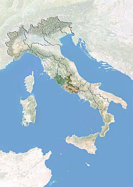 >罗马地图