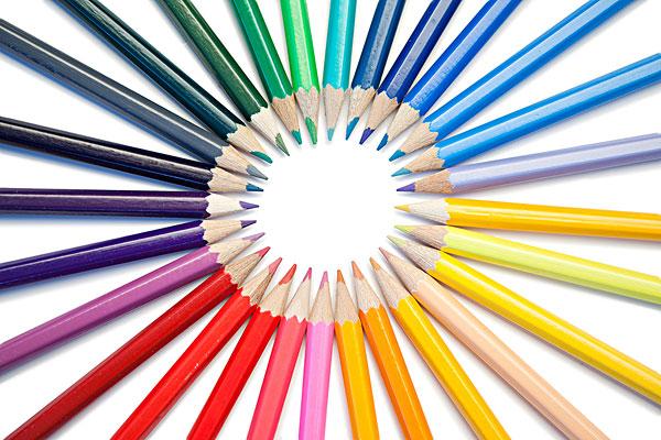 彩色铅笔画图片大全-彩铅图片
