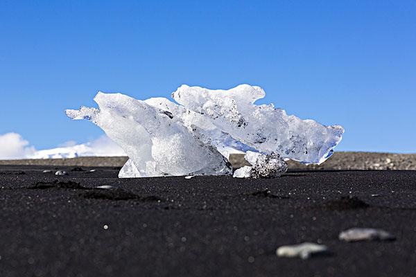 冰岛,杰古沙龙湖,结冰,泻湖,靠近,瓦特纳冰川,国家公园