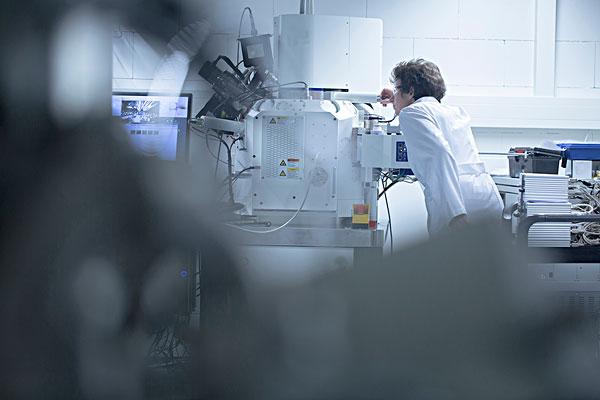 女性,技术支持,专家,工作,科技,实验室