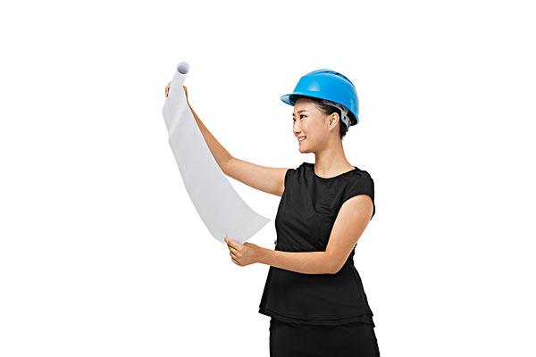 女建筑设计师