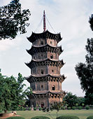 福建泉州开元寺塔