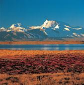 西藏阿里纳木纳尼峰