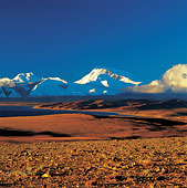 西藏阿里纳尼峰