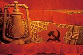 红色中国图片