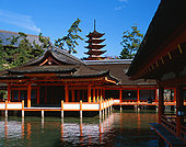 严岛神社,广岛,日本