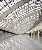 北京,国际机场,航站楼,中国,建筑师,伙伴