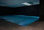 奢华,游泳池,水塘,公园,房子,伦敦,英国