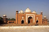 清真寺,泰姬陵,印度
