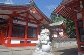 神社,九州,日本