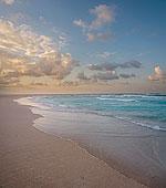 海浪,洗涤,海滩