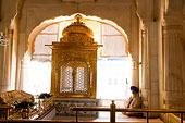 神祠,室内,金庙,印度