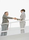 商务人士,职业女性,握手