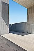 阳光,影子,现代建筑